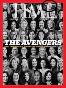 WANDA mom on cover of Time Magazine