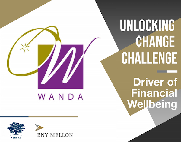 WANDA Selected as a Driver of Financial Wellbeing!
