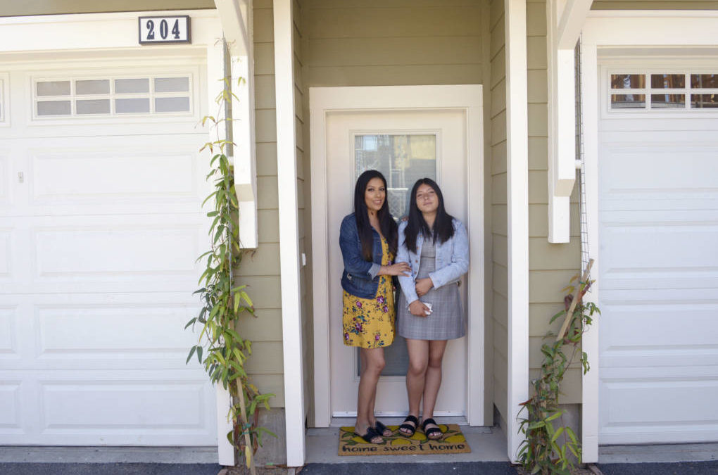 How a WANDA Silicon Valley Mom Helped Build Her Own Affordable Home